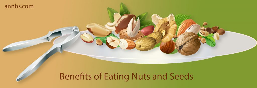 Benefits of Eating Nuts and Seeds