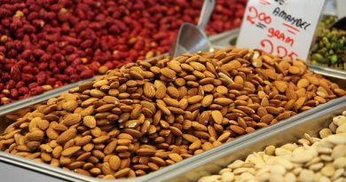 Almonds to buy