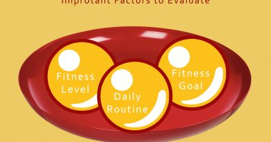 Improtant Factors to Evaluate Exercise Frequency