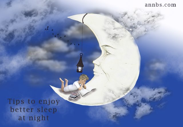 Dream of reading book at moon
