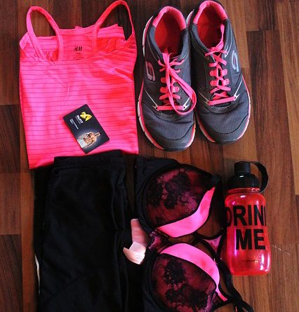 Workout essentials - wearables